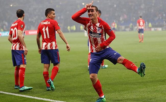 «Атлетико» выиграл Лигу Европы