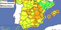 Испанию сдувает