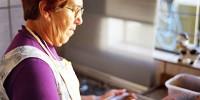 Домашнее хозяйство лежит на плечах итальянских женщин