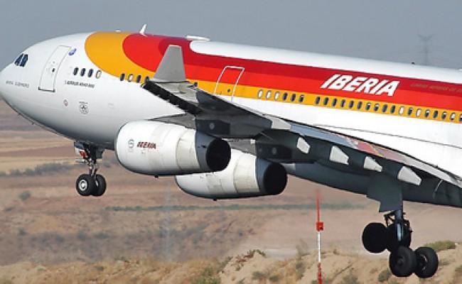 Пассажиры Iberia смогут попасть в пять городов России
