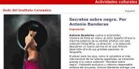 В Мадриде открылась первая фотовыставка Антонио Бандераса