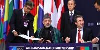 Подписано соглашение между НАТО и Афганистаном