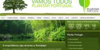 В Португалии за неделю высадят 100 тысяч деревьев