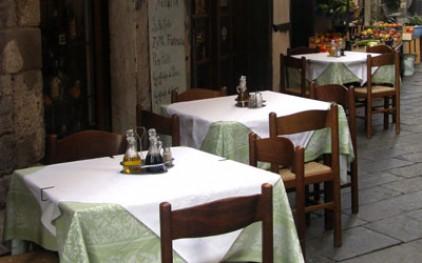 В Португалии из-за кризиса закрылись 10 тысяч ресторанов