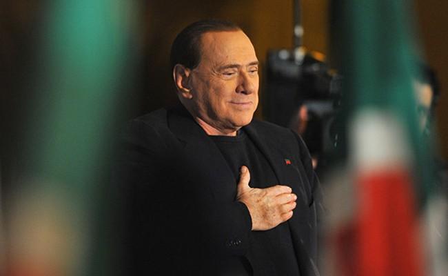 Суд Милана реабилитировал экс-премьера Италии Берлускони