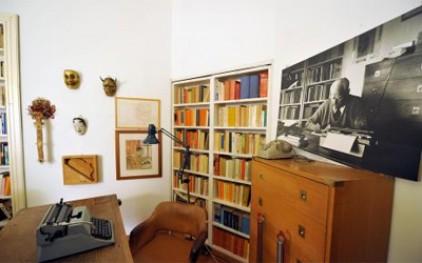 В Риме открылся Дом-музей Моравиа