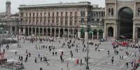 Милан лидирует по производству ВВП на душу населения