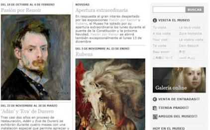 Музей Прадо идет в массы