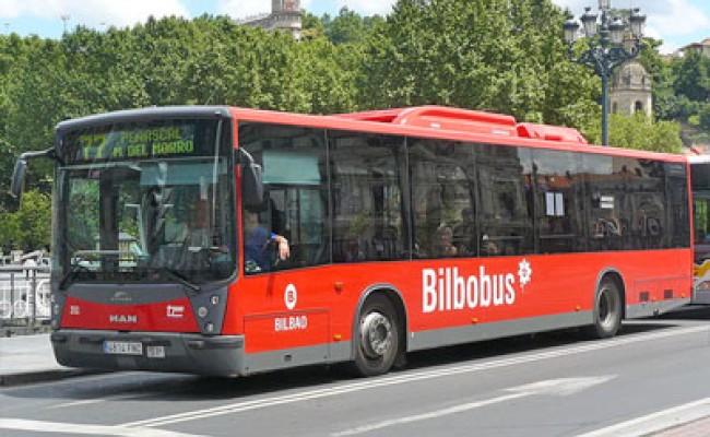В Бильбао будут курсировать двухэтажные автобусы