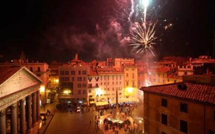 Около 500 человек были ранены в Италии в новогоднюю ночь