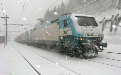 Опоздание поездов в заснеженной Тоскане обошлось в 1,3 млн евро