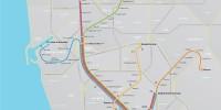 Новая ветка метро в Порту уже работает