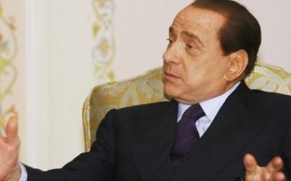 Берлускони никогда не флиртовал с коммунистками
