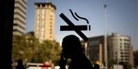 Протест испанских курильщиков
