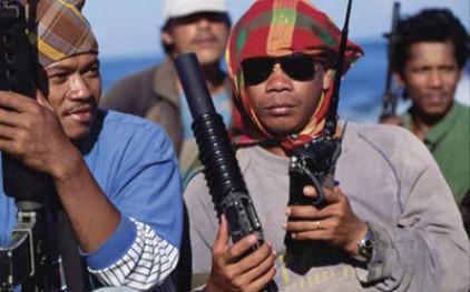 Нигерийские пираты ограбили итальянский танкер