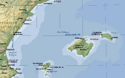 Подводный электрокабель соединит Балеарские острова с материком