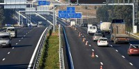 Автомобилисты против введения платы на шоссе A22 в Португалии