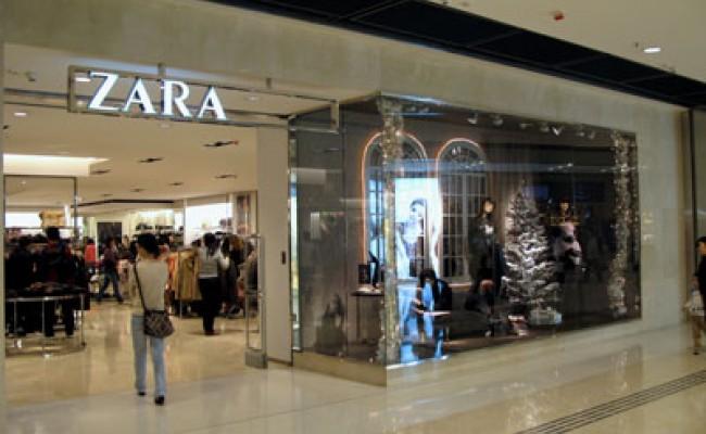 Zara открывает собственный интернет-магазин