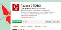 Твиттер переведут на португальский и русский