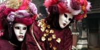 В Венеции начался карнавал