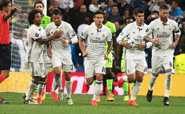 «Севилья» приостановила «Реал», забив два гола вконцовке встречи