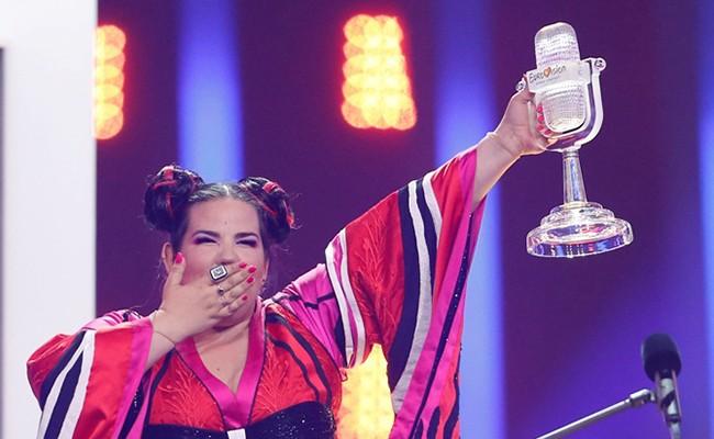 Израиль победил в Евровидение-2018