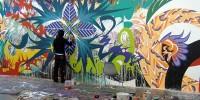 Граффити: профессионалы против уличных художников