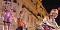 Лас-Фальяс - весенний праздник в Валенсии