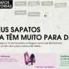 В Португалии старые ботинки нашли новых хозяев