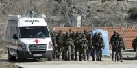 В военной академии недалеко от Мадрида прогремел взрыв