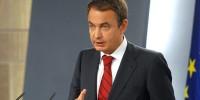 Сапатеро не будет выдвигать свою кандидатуру на выборах 2012 года