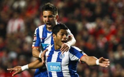 «Порту» стал 25-кратным чемпионом Португалии по футболу