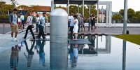 В Барселоне установили капсулу с посланием потомкам