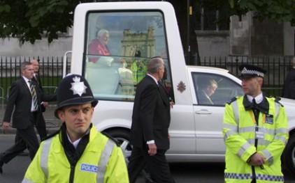 Мнимое покушение на Папу Римского