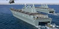 Судоверфи Галисии продали Австралии 7 военных кораблей