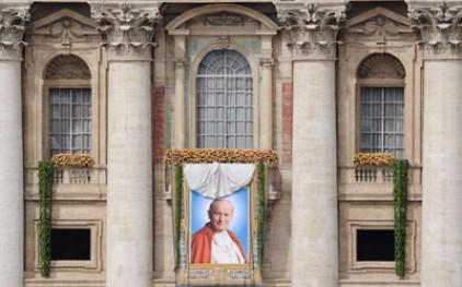 Беатификация Иоанна Павла II обошлась Риму в 4,6 млн евро