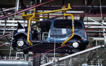 Ситроен будет производить в Виго 15 тысяч электромобилей в год