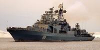 В порт Лиссабон зайдет большой противолодочный корабль «Североморск»