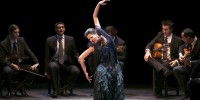 Фестиваль испанского танца фламенко открылся в Москве