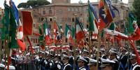 Делегации 80 стран примут участие в военном параде в Риме