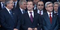 Медведев был восхищён парадом в Италии