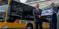 Бесплатный Интернет в лиссабонских автобусах