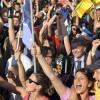 Итальянцы высказались против АЭС и спасения Берлускони от суда