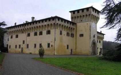 Историческую виллу Кафаджоло в Тоскане сделают отелем