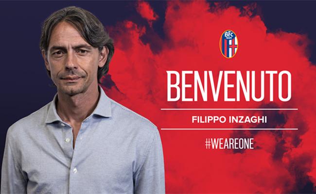 Филиппо Индзаги - тренер Болоньи