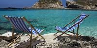 Итальянцы готовы отдыхать на Лампедузе, но только бесплатно