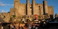 Португальский Обидуш приглашает на средневековую ярмарку