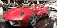 Итальянский кабриолет Monza с 630 «лошадками»