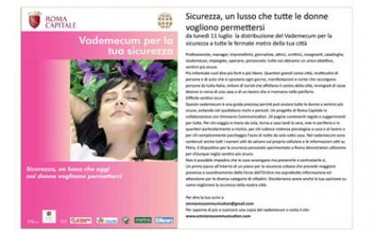 Римские женщины хотят жить более безопасно