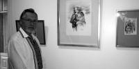 Открывается выставка живописи Зеновия Климко